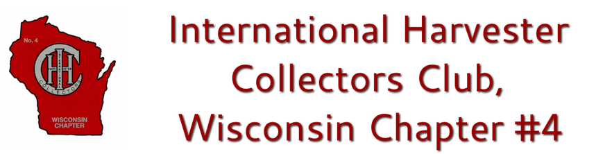 International Harvester Collectors, Wisconsin Chapter #4, Inc.
